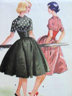 1950s McCalls Pattern 5147