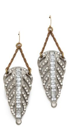 Gorgeous #LuluFrost Demeter Earrings.  Outfit#3: One Dress-Three Ways, #Holiday Cocktail party
