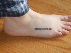 Shonna's Tattoo