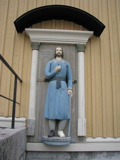 Wooden Sculptures, Wooden Statues, Lutheran, Finland, Carving, Wood Carvings, Sculptures, Printmaking, Wood Carving