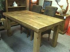Rustic Welsh Tables   Google Search. Solid Wood Dining ...