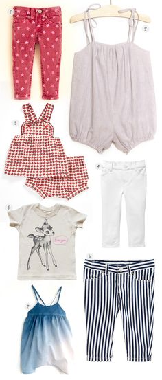 How to Dress Your Baby this 4th of July