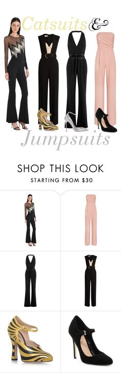 """""""Suit to Suit"""" by april-wilson-nolen ❤ liked on Polyvore featuring Pierre Mantoux, Reiss, Halston Heritage, STELLA McCARTNEY, Gucci, Mixx Shuz and Jimmy Choo"""