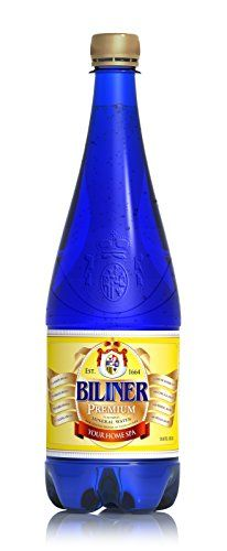 BILINER Premium Alkaline Mineral Water, 33.8 Ounce (Pack of 6) -- Be sure to check out this awesome product.