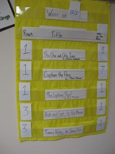 Students vote for read aloud favorites and chart the number of weeks books spend on top. What a great idea! Teaching Reading, Teaching Ideas, Classroom Organization, Classroom Ideas, Education City, 4th Grade Reading, Readers Workshop, Classroom Setting, Kindergarten Literacy