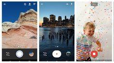 #Fotografía #Móviles #android 3 apps de cámara alternativas y gratuitas a las que vienen de serie en dispositivos Android
