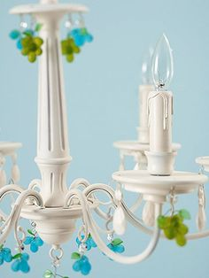 Embellished Chandelier
