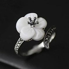 Princess Kylie 925 Sterling Silver Triple Butterfly Ring