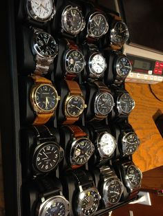 PART OF OUR COLLECTION- PANERAI WATCHES