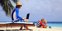 Vacation or Fakation? Pushing Your Inner Workaholic to Really Take a Break!