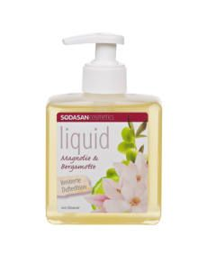 SODASAN BIO folyékony szappan pumpás magnólia bergamott 300ml Magnolia, Soap, Personal Care, Bottle, Magnolias, Personal Hygiene, Flask, Soaps, Jars