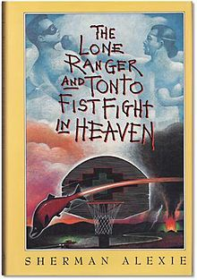 The Lone Ranger and Tonto Fistfight in Heaven by Sherman Alexie. If you have never read Alexie I suggest you do it. National Book Award Winners, Sherman Alexie, Heaven Book, Smoke Signals, The Lone Ranger, Thing 1, Great Books, Big Books, Book Lists