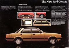Ford Cortina Mk5 Range Brochure 1979 (2)