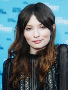 Emily Browning. Whatttt isn't she from a series of unfortunate events!!!!
