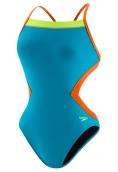 Color Block Extreme Back - Speedo® Endurance Lite® - Performance - Speedo USA Swimwear