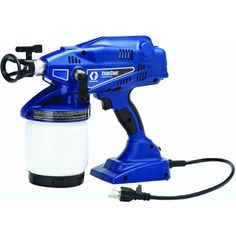 $180 Graco Truecoat Handheld Electric Airless Paint Sprayer Graco http://www.amazon.com/dp/B0043RLL4A/ref=cm_sw_r_pi_dp_WyS8tb1C0ZJ31