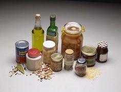 Alimentos básicos para tener en la alacena | eHow en Español