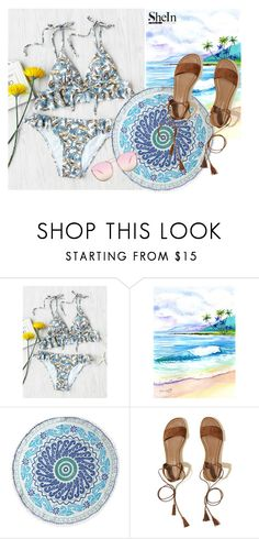 """""""Untitled #104"""" by hemy-908 ❤ liked on Polyvore featuring John Robshaw, Hollister Co. and Quay"""