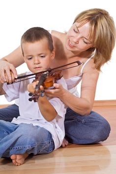 Les parents ont un rôle à jouer dans la pratique en musique des jeunes.