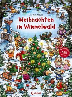 Weihnachten im Wimmelwald von Joachim Krause http://www.amazon.de/dp/378557715X/ref=cm_sw_r_pi_dp_AteAvb13C926N