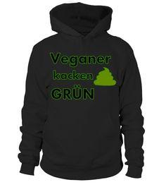 Veganer kacken grün