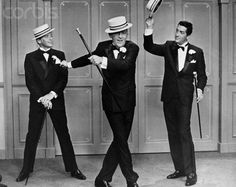 Frank Sinatra, Bing Crosby, Dean Martin (1964)  Uploaded By www.1stand2ndtimearound.etsy.com