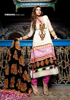 Lawn Summer Collection 2013 by Firdous.