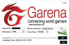 Garena Shells Hack Tool