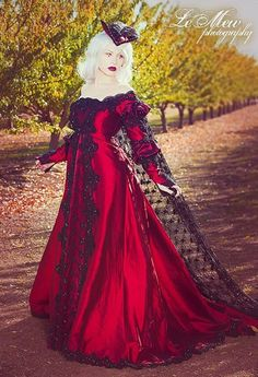 Ever After Fantasy Medieval or Princess Custom by RomanticThreads, $1200.00