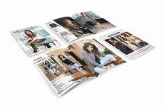 Diseño de Catálogo MODACLUB 2013.