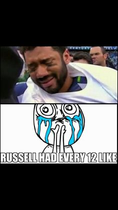 12's love our Russell! Go Hawks!!!