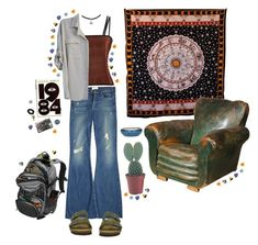 Fade into you by psychedelicintentions on Polyvore featuring polyvore, fashion, style, Seneca Rising, McGuire, Barbara Casasola, Birkenstock, Swarovski, Giannetti Home, FlashPoint Candle, Patagonia, Araks, ORWELL and clothing