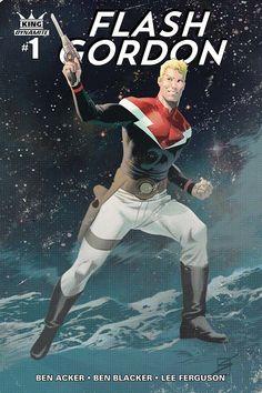 Dynamite® King: Flash Gordon #1 (Of 4)