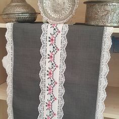108 Likes, 2 Comments - Patish Cross Stitch Embroidery, Embroidery Patterns, Doilies Crafts, Bargello, White Decor, Table Linens, Bed Sheets, Table Runners, Needlework