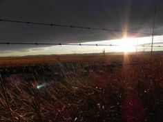 Chinook Skies in Southern Alberta...Where it all began.
