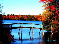 EAGLES MERE LAKE by ironcity707, via Flickr