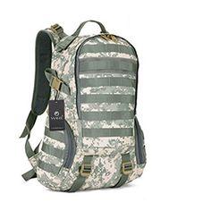 Deal des Tages Rucksack Schultertasche = YAAGLE 35 L wasserdicht Rucksack Reisetasche Gepäck militärisch outdoor Schultertasche Schüler Schultasche Sporttasche-Tarnung 4 YAAGLE http://www.amazon.de/dp/B016RQKX8Y/ref=cm_sw_r_pi_dp_KTwaxb0JNSX9M