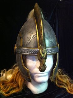 --- EDIT --- Since last year I've been wanting to complete this armor with a few of the pieces I didn't get to finish for DragonCon Build. Yesterday And Today, Middle Earth, Lord Of The Rings, Skyrim, Tolkien, Lotr, The Hobbit, Helmet, It Cast