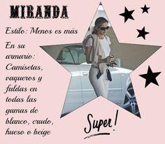 Miranda at El Blog de Malules