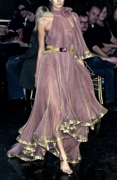 gorgeous. What Lady Ashara Dayne,lady-in-waiting to Princess Elia Martell, would wear  Jean Paul Gaultier haute couture