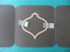 From My Craft Room: Gate-Fold with Window Card Tutorial