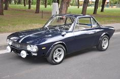 Lancia Fulvia - US Trailer would love to repair used trailers in any condition to or from you. Contact USTrailer and let us repair your trailer. Click to http://USTrailer.com or Call 816-795-8484