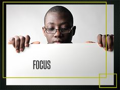 FOCUS - the lost art of intentional attention