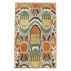 I pinned this Kozlu Ikat Rug from the Rug Tent Sale event at Joss and Main!