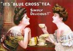 Blue Cross Tea
