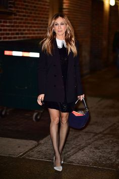 Sarah Jessica Parker - New York – January 10 2018