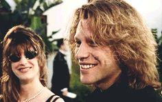 Jon Bon Jovi - red carpet .GIF from 1994/1995