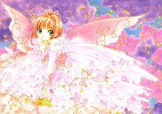 Cardcaptor Sakura Illustrations Collection 2/Kinomoto Sakura/#72488 - Zerochan