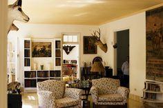 Cuba '11, Hemingway livingroom