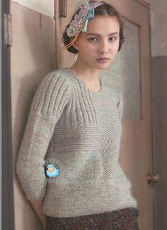 Keito Dama Knitting/Crochet Magazine 158 2013: #97